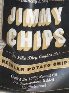 Jimmy Chips - My Downfall