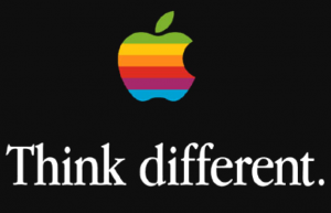 Apple. Think Different.