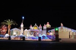 invasion of the christmas lights