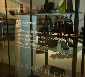 Kenneth Cole Window Treatment With #Cairo Tag