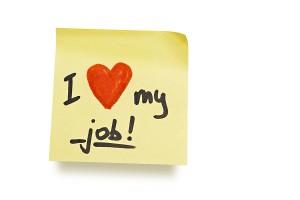Love My Job!