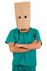 Faceless, nameless health care providers are not cool