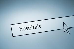 Hospitals using social media