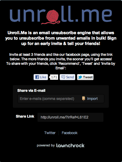 Bulk Unsubscribe To Unwanted Email With Unroll Me | V3B: Marketing