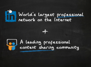 LinkedIn acquires SlideShare