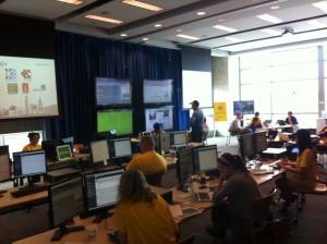 Kansas City Social Media Command Center