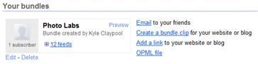 google reader tips