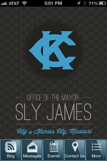 kansas city mayor app