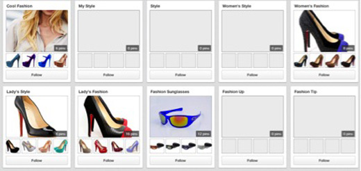 Increase ROI by creating Pinterest boards that are visually appealing and add value.