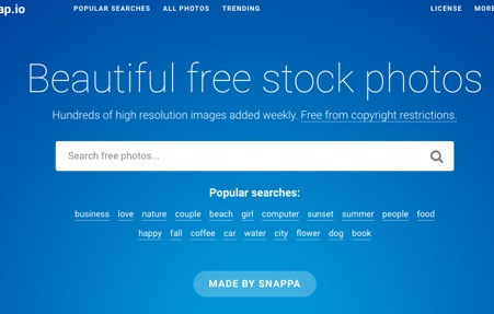 Royalty-Free Images for Your Business Blog
