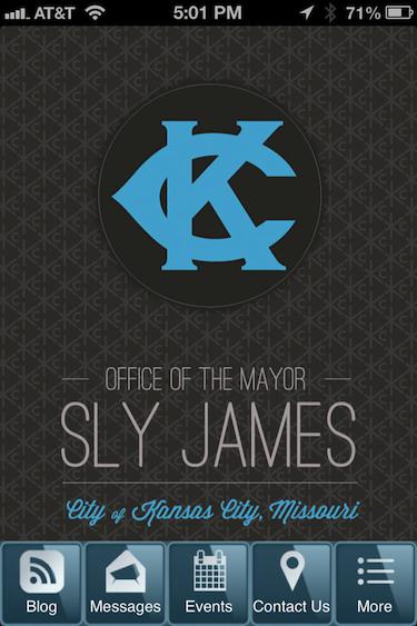 kansas city mayor app
